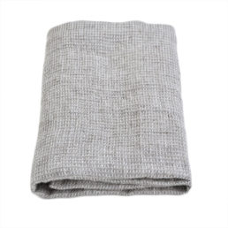 soft Linen towel Natural