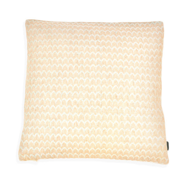 Washed linen cushion cover 50 x 50
