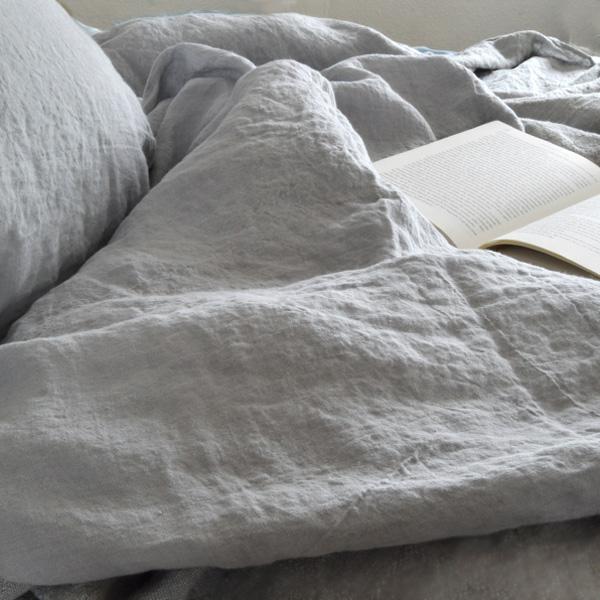 sengetøj hør Hørsengetøj i vasket 100% hør | luksus til kroppen   Unik og Naturlig sengetøj hør