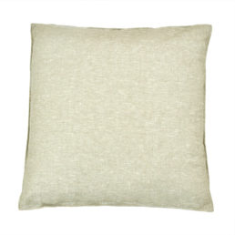 linen cushion cover 50 x 50 cm