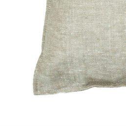 linen cushion cover 50 x 50 cm