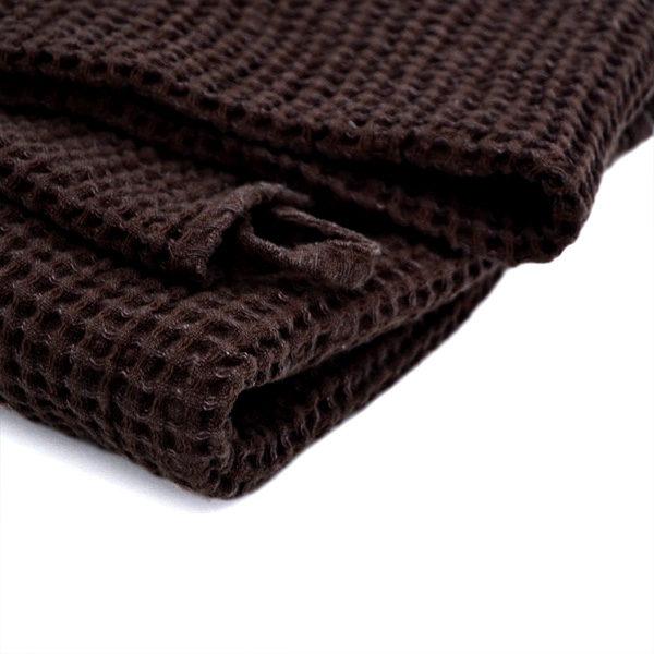 Badehåndklæde-brun