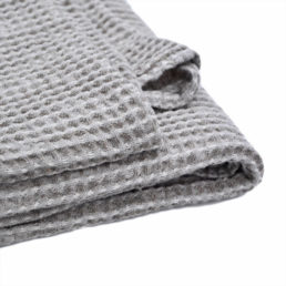 Bath towel linen-cotton