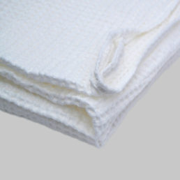 Bath towel White