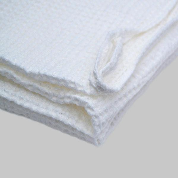 badehåndklæde-hvid