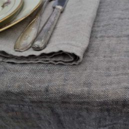 linen tablecloth washed voile