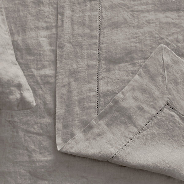 sengetæppe natur