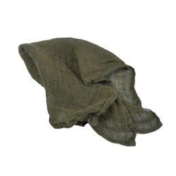Linen napkins Moss Green