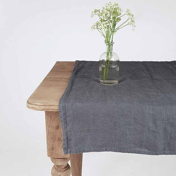 hørbordløber koksgrå
